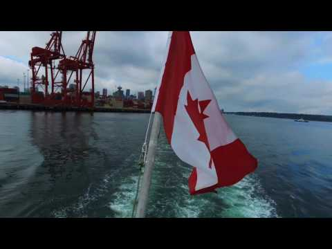 Vancouver Harbour Luncheon Cruise