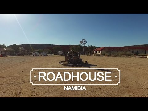 Canyon Roadhouse, Fish River Canyon - Namibia