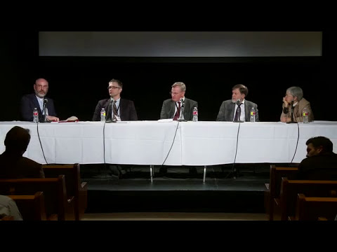 Los Angeles Theology Conference 2013:  Panel Discussion