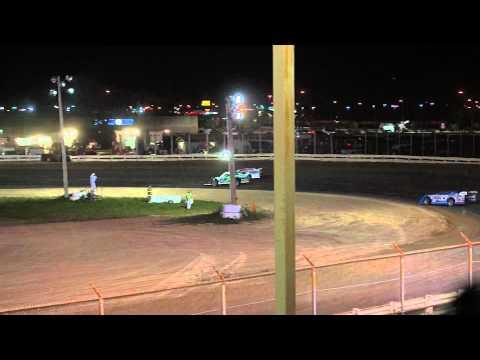 EWSC Racing WDLMA Late Model Feature 9/1/2012