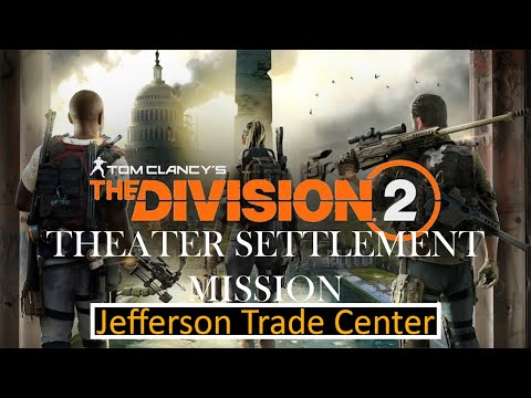 The Division 2 - Theater Settlement Mission - Grand Washington Hotel