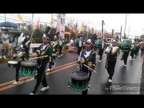 Tanay Town Fiesta Grand Parade 01/24/17