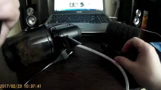 видео Фильтр внутренний AQUAEL Турбо 2000 (от 350 л)