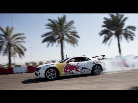 World's Longest Vehicle Drift - Abdo Feghali 2013