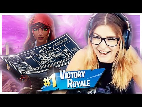 MID GAME BUILD RACE! w/ Electra, Liquid Chap, & Symfuhny (Fortnite: Battle Royale) | KittyPlays