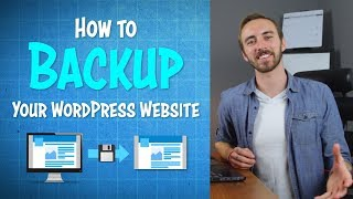 How to Backup Your WordPress Website in 5 Min