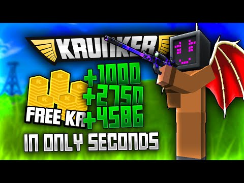 I FOUND A METHOD TO GET FREE KR IN KRUNKER.IO