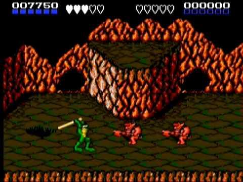 Battletoads 1991 NES - YouTube
