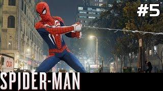 Spiderman PS4 Gameplay PL [#5] ODKRYŁEM Całą MAPĘ!