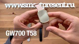 обзор умных детских часов T58 (GW700) Wonlex