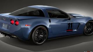 Chevrolet Corvette Z06 Carbon Limited Edition 2011 Videos