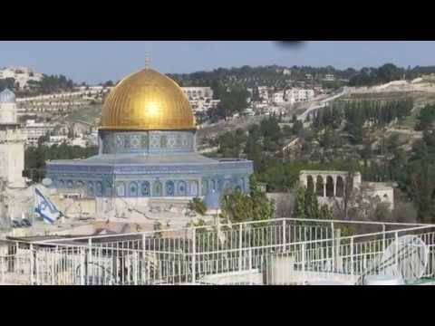 Jerusalem - Observation and Explanation of the sites on the Temple Mount and the Mount of Olives
