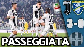 Vincenti e convincenti. Dybala meraviglioso ||| Juventus-Frosinone 3-0