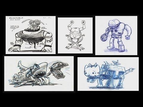 Toy Story Slideshow Creating Sid S Mutant Toys Youtube