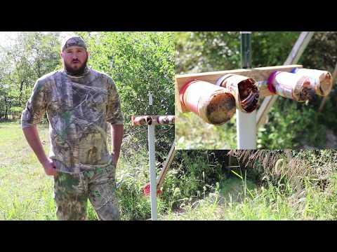 Deer Don't Like Peanut Butter (part 3)