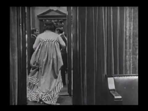 Fatty Arbuckle   Fatty As A Woman    The Waiters' Ball 1916