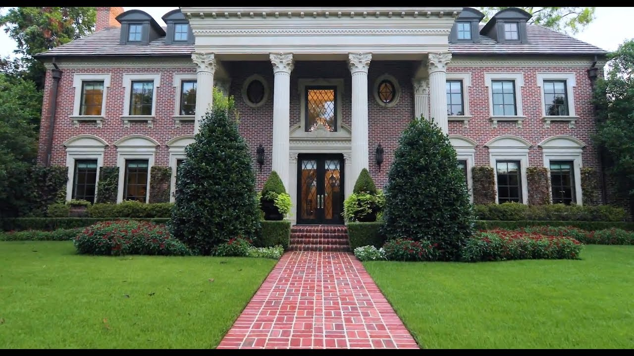 Luxury Real Estate Video | Highland Park Texas | Zelaya Productions