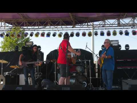 Stolen Horses Band live at Traverse City Music Festival July 26, 2015
