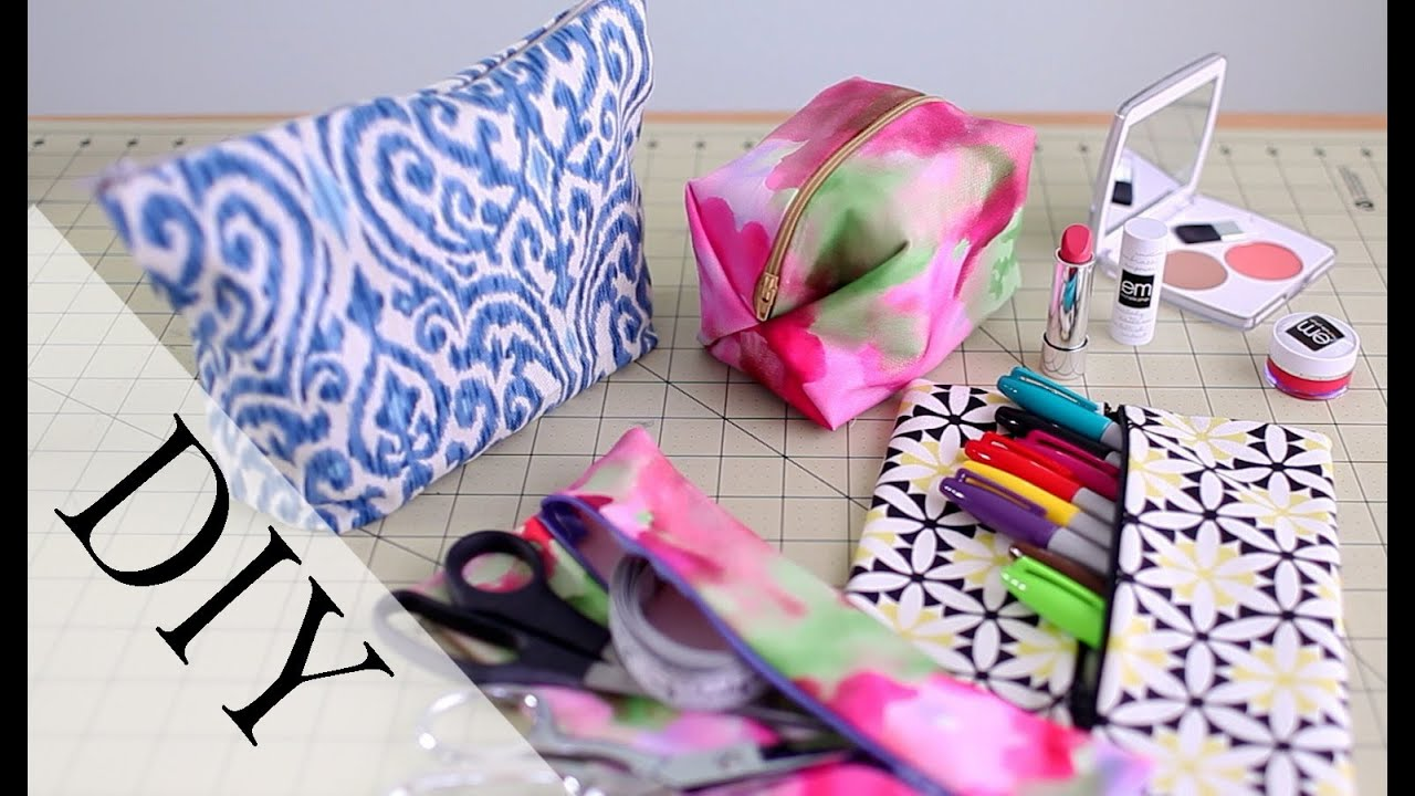 Simple DIY No Sew Bag For Your Pair Of Sunnies forecasting