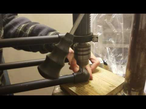DIY| How To Make a Paper Towel Holder From PVC