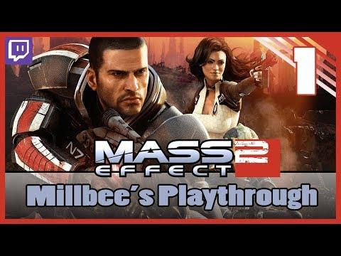 Mass Effect 2 - Day 1 | Twitch Stream (18/04/2018)