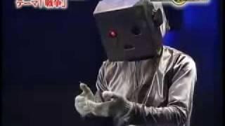 ROBOT 大道芸人のぞみ「Robot and war」 ~ロボットと戦争~