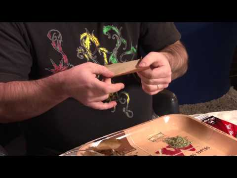 HIGH TIMES How To: Rolling a Blunt