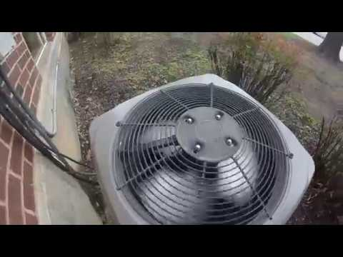 2014 Guardian 2.5 ton Central Air Conditioner Running!