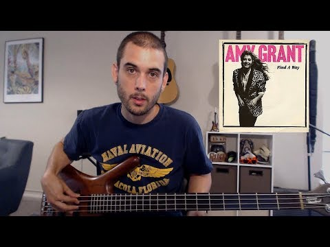 Amy Grant - Find A Way: The Sneaky Key Change