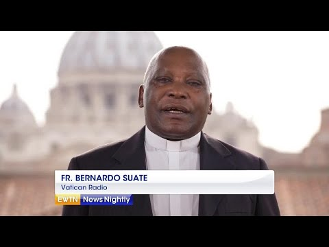 Preview: Pope Francis to visit Mozambique - EWTN News Nightly