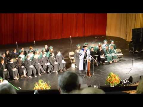 Bronx Science Graduation Speech - Neil deGrasse Tyson