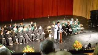 Bronx Science Graduation Speech - Neil deGrasse Tyson