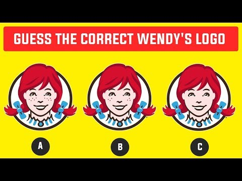 Bet You Cant Guess The Real Fast Food Logo Challenge
