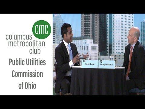 Columbus Metropolitan Club,: Public Utilities Commission of Ohio
