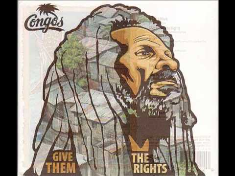 The Congos - Capture Your Smile - (Give Them The Rights)