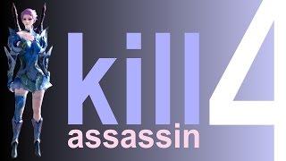 Обложка на видео о Aion Assassin PvP 3.0 - Kill #4