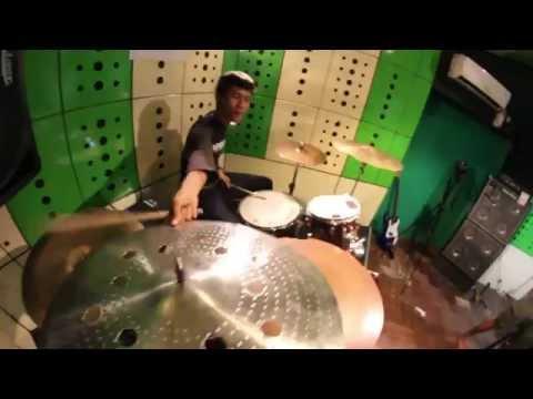Asking Alexandria - Break Down The Walls (Drum Playthrough)