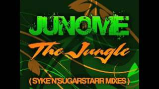 JuNoMe - The Jungle (Syke