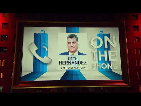 Keith Hernandez Talks Hadji The Cat, New Book U0026 More With Rich Eisen | Full Interview |