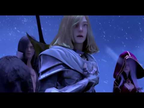 [Dragon Nest] Герант и Аргента - Кто ты?