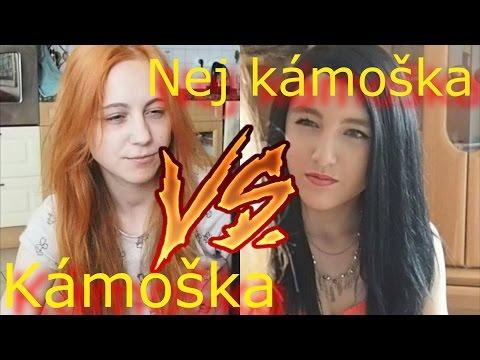 Nejlepší kamarádka vs kamarádka SKETCH w/ Natyla
