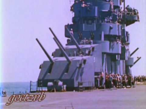 Rare Wwii Kamikaze Footage. In Color.