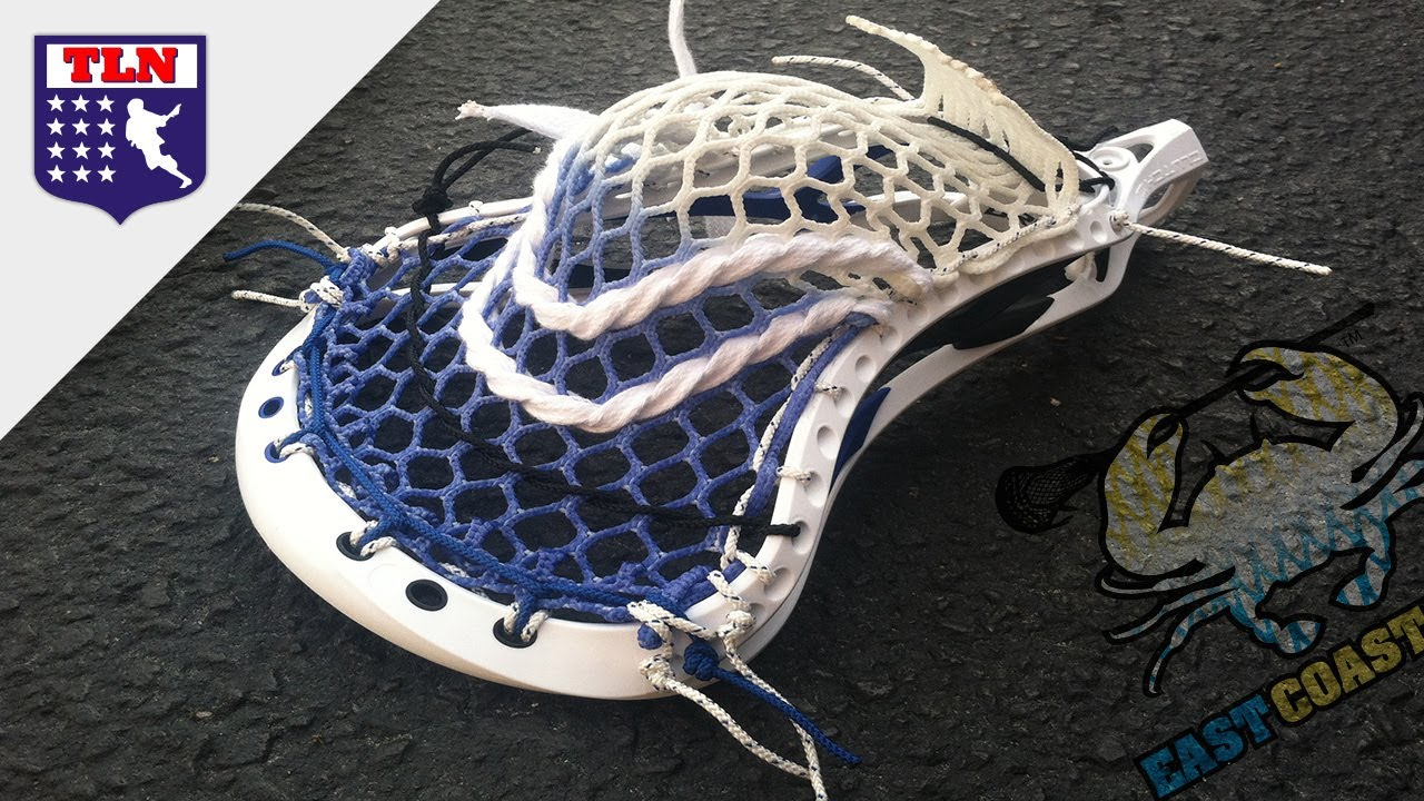Brine Clutch Iii Lacrosse Head Review Gear Reviews W Greg Ep 1 You