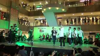 Top 8 R16 South Asia 2014: S.I.N.E (Vietnam) Vs Gorilla collective (Singapore)