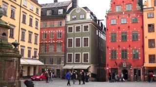 Paris, Amsterdam, Copenhagen and Stockholm Travel Diary