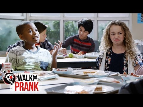 Pool Etiquette | Walk The Prank | Disney XD