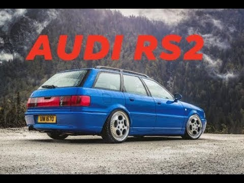 Ultimate AUDI RS2 AVANT 2.2 Turbo 20v QUATTRO Exhaust Sound Compilation HD