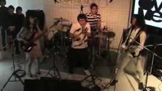 I Am The Walrus - OverMe @ The Beatles Mania WaveFM Studio 2Oct09