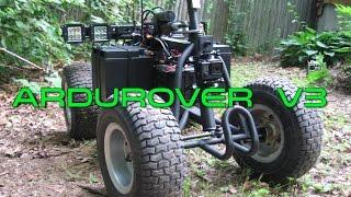 Video ArduRover XmaXX FPV Adventure Day2 download MP3, 3GP, MP4, WEBM, AVI, FLV Juli 2018