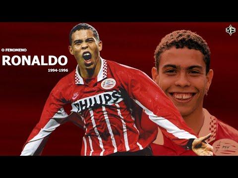 Ronaldo ►EL Fenômeno ● 1994-1996 ● PSV Eindhoven ᴴᴰ